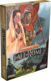 pandemic - fall of rome - Brætspil