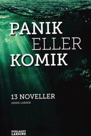 panik eller komik - bog