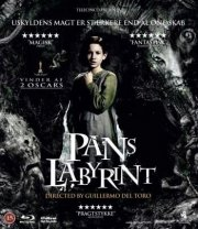 pans labyrint / pan's labyrinth - Blu-Ray