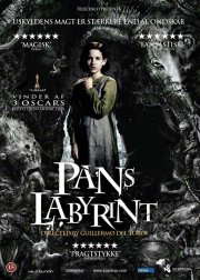 pans labyrint / pan's labyrinth - DVD