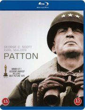 pansergeneralen patton - Blu-Ray