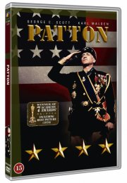pansergeneralen patton - DVD