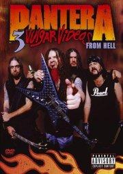 pantera - vulgar videos from hell - DVD