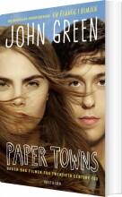 paper towns - bog