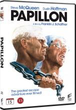 papillon - 1973 - DVD