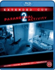 paranormal activity 2  - Blu-Ray + Dvd
