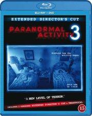 paranormal activity 3  - Blu-Ray + Dvd