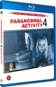 paranormal activity 4 - Blu-Ray