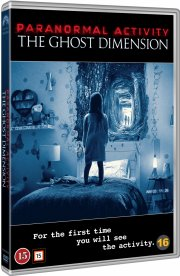 paranormal activity 6: the ghost dimension - DVD