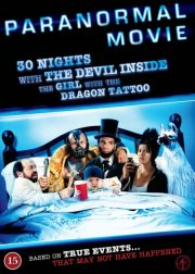 paranormal movie - DVD