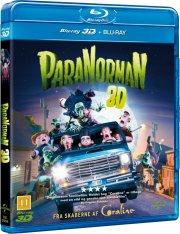 paranorman - 3D Blu-Ray