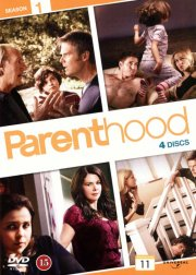 parenthood - sæson 1 - DVD