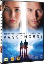 passengers - 2016 - DVD
