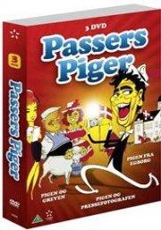 pigen og greven // pigen fra egborg // pigen og pressefotografen - DVD