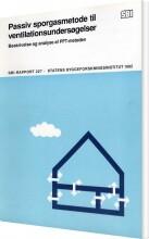 passiv sporgasmetode til ventilationsundersøgelser - bog