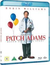 patch adams - Blu-Ray