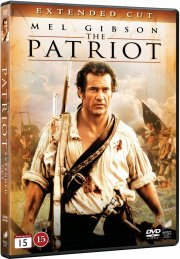 the patriot - mel gibson - DVD