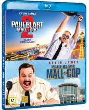 paul blart: mall cop 1 // paul blart: mall cop 2 - Blu-Ray