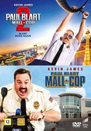 paul blart: mall cop 1 + 2 - DVD