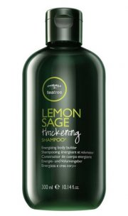 paul mitchell - lemon sage thickening shampoo 300 ml - Hårpleje