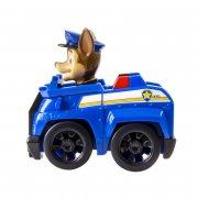 paw patrol køretøj med hund - chase - Figurer
