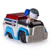 paw patrol - basic vehicle with pup robo dog - Figurer