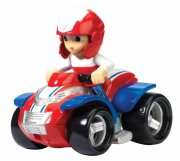 paw patrol - basic vehicle with pup - ryder - Figurer