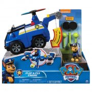 paw patrol flip & fly køretøj - chase - Figurer