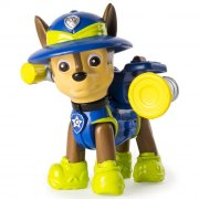 paw patrol jungle rescue figur - chase - Figurer