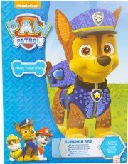 paw patrol hobbysæt med art scrunch - Kreativitet
