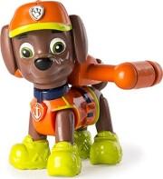 paw patrol jungle rescue figur - zuma - Figurer