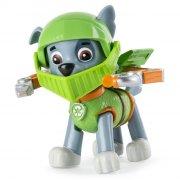 paw patrol mission quest figur - rocky - Figurer