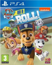 paw patrol: on a roll - PS4