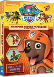paw patrol - sæson 2 - vol. 5 - dansk tale - DVD