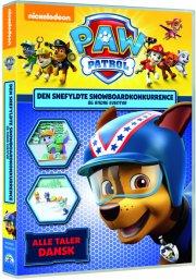 paw patrol - sæson 2 - vol. 9 - dansk tale - DVD