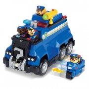 paw patrol - ultimativ politi rednings lastbil - Figurer