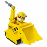 paw patrol - rubble's bulldozer - Figurer