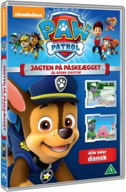 paw patrol - sæson 1 - vol. 3 - dansk tale - DVD