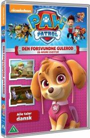 paw patrol - sæson 1 - vol. 5 - dansk tale - DVD