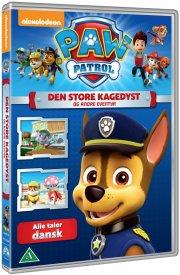 paw patrol - sæson 1 - vol. 7 - dansk tale - DVD