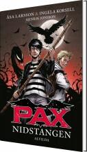 pax 1: nidstangen - bog