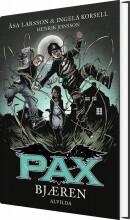 pax 4: bjæren - bog
