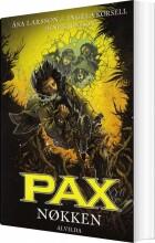 pax 6: nøkken - bog