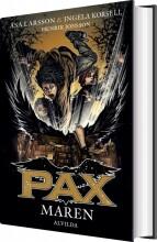 pax 9: maren - bog