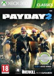 payday 2 (classics) - xbox 360