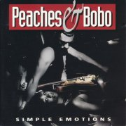 peaches and bobo - simple emotions - cd