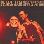 pearl jam - live at the fox theater, atlanta, ga - Vinyl / LP
