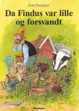 peddersen: da findus var lille og forsvandt - bog