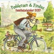 peddersen familiekalender 2017 - bog