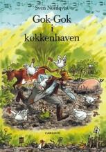 peddersen: gok-gok i køkkenhaven - bog